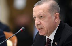 أردوغان: حديث ترامب حول الجولان يضع المنطقة على شفا أزمة جديدة