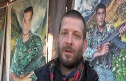 صورة : مقتل إيطالي ضمن القوات الكردية في معركة الباغوز شرقي سوريا