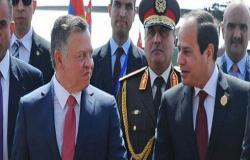 بالفيديو : الملك يعقد قمة ثلاثية مع الرئيس المصري ورئيس الوزراء العراقي في القاهرة