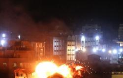 بوساطة مصرية.. وقف إطلاق النار في قطاع غزة