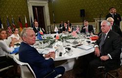 وزراء خارجية مجموعة السبع يحذرون حفتر من مواصلة الزحف إلى طرابلس