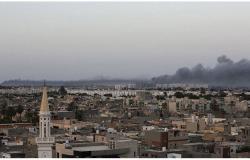 حكومة الوفاق تعلن استعادة السيطرة على مطار طرابلس الدولي القديم