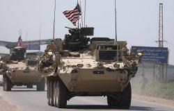 صحيفة: انسحاب رتل عسكري أمريكي باتجاه الحدود العراقية السورية
