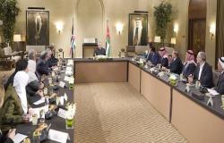 الملك : لن يقبل الأردن بأن يمارس عليه أي ضغط بسبب مواقفه من القضية الفلسطينية