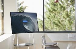 مايكروسوفت تطلق Surface Hub 2S
