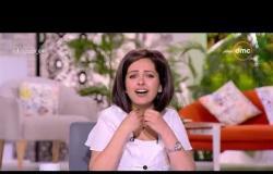 """8 الصبح - الإعلامية داليا أشرف تعرض فيديو لـ """" علاقة صداقة بين كلب ووزة """""""