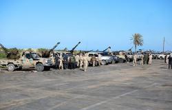 لودريان وبومبو يؤكدان ضرورة الوقف السريع لإطلاق النار في ليبيا