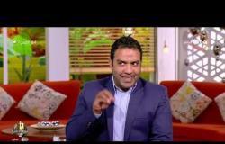 8 الصبح - الكابتن/ أسامة حسن: اللاعيبة في الأهلي أكبر من الإدارة والخسارة يتحملها اللاعيبة ولاسارتي
