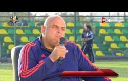 أيمن طاهر: أحمد الشناوي لم يخطىء عندما رحل عن الزمالك