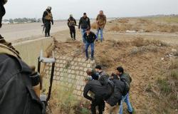 """بالفيديو والصور... القوات العراقية تشن عملية نوعية ضد """"داعش"""" غربي العراق"""
