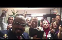 مساء dmc - السفارات المصرية والقنصليات تستقبل المصريين بالخارج للتصويت على الاستفتاء |