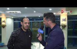 لقاء خاص مع عماد النحاس مدرب المقاولون العرب عقب الفوز على الإنتاج الحربي