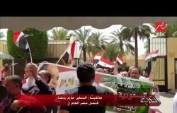 عمرو أديب للمصريين: تزوير الاستفتاء على التعديلات الدستورية مستحيل وصوتكم مؤثر