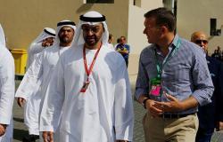 لقاء بين جورج نادر ومحمد بن زايد يدفع باسم ولي العهد إلى تقرير مولر
