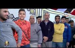 """""""اليوم"""" يتابع أجواء التصويت في استفتاء التعديلات الدستورية في القاهرة"""