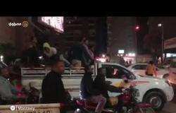 الاستفتاء| استمرار توافد الناخبين الي لجان الأقتراع ليلآ بمدينة نصر
