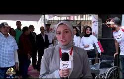 الأخبار - المصريون يواصلون الإدلاء بأصواتهم في ثاني أيام الاستفتاء على التعديلات الدستورية