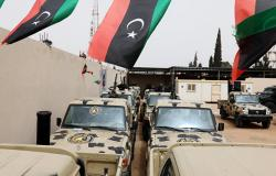 شهود: قوات طرابلس تدفع خصومها للخلف قليلا جنوبي