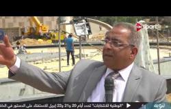 علي درويش: محافظة القاهرة تشارك في تطوير الطرق المؤدية لملعب القاهرة