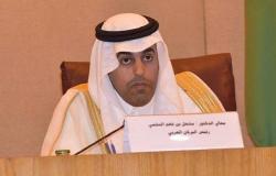 رئيس البرلمان العربي يعلق على الهجوم الإرهابي بالسعودية