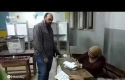 الاستفتاء | اللحظات الأخيرة لتصويت المواطنين على التعديلات الدستورية في المعصرة