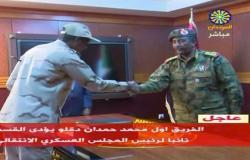 رئيس المجلس العسكري في السودان يشدد على أهمية تماسك القوات المسلحة لاستكمال دورها
