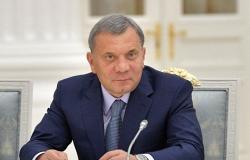 نائب رئيس الوزراء الروسي يزورر بغداد يومي 24 و 25 أبريل