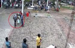 فيديو.. لقطات جديدة مرعبة قبل هجوم سريلانكا الإرهابي