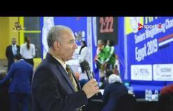 لقاء خاص مع رئيس الاتحاد المصري لرفع الأثقال وحديث عن طموحاته في البطولة الأفريقية