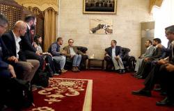 اليمن... اختتام اجتماعات الأطراف اليمنية بشأن البنود الاقتصادية لاتفاق الحديدة دون تقدم