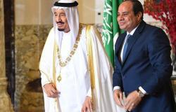 رسالة من الملك سلمان إلى السيسي بعد الهجوم الجوي... بماذا رد الرئيس المصري