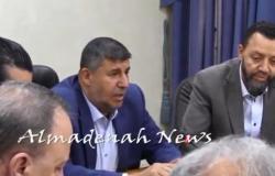 بالفيديو : تسجيل لاجتماع لجنة فلسطين مع رؤساء لجان المخيمات  في الاردن ( شاهد )