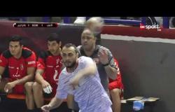 مباراة نهائي كأس مصر لكرة اليد بين الأهلي VS طلائع الجيش - (28-22)