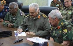 """رئيس """"الأمن القومي"""" بالبرلمان الليبي: حفتر يزور روسيا لهذه الأسباب"""