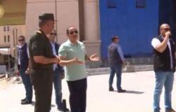 فيديو.. السيسي يتفقد العاصمة الإدارية ويطّلع على الموقف التنفيذي للمشروعات