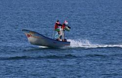 إسرائيل تقرر توسيع مساحة الصيد في بحر غزة