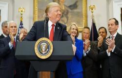 ترامب: واشنطن غير مستعدة لتنفيذ اتفاق تجاري مع الصين