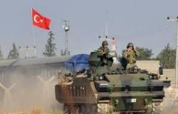 عاجل| الجيش التركي يستهدف شمال العراق