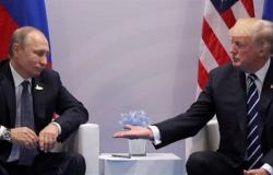 إجراء عاجل من بوتين بشأن معاهدة الصواريخ