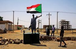 إصابة نجم الكرة السودانية أثناء فض الاعتصام (صورة)