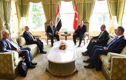 العراق وتركيا... اتفاق على الابتعاد عن لغة التهديد