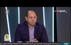 رأي أحمد سليمان في آداء عصام الحضري