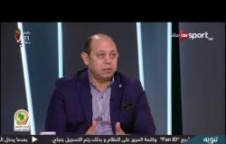 أحمد سليمان: مكاسب الحضري في صد الكرات هو خوف المنافسين منه