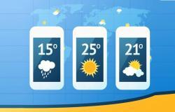 أبرز 6 تطبيقات لتتبع حالة الطقس لأجهزة أندرويد خلال 2019