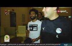 أجواء وكواليس معسكر المنتخب المصري في برج العرب