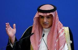 الجبير: السعودية توافق أمريكا في أن إيران وراء هجمات ناقلتي النفط