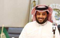 تركي آل الشيخ يعلن عن تعاون جديد مع محمد حماقي