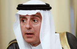 عاجل| عادل الجبير: إيران وراء الهجمات الأخيرة بالمنطقة