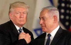 """إسرائيل تطلق اسم"""" ترامب"""" على مستوطنة جديدة فى الجولان"""