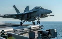 المقاتلات السعودية والأمريكية تحلق فوق سماء الخليج (صور وفيديو)